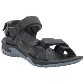 Jack Wolfskin Lakewood Ride Sandals Men, ebony
